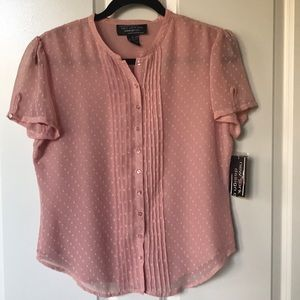 NWT NYC Design Co. Blouse